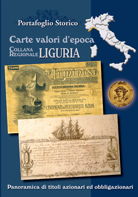Carte Valori d' Epoca, Collana Regionale - Liguria